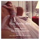 Pain, Parties, Work by Elizabeth Winder