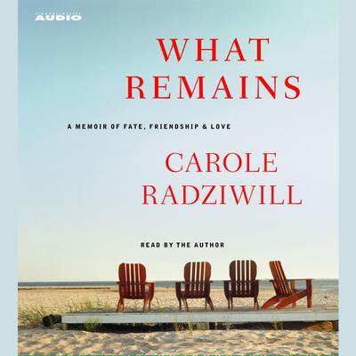 what remains carole radziwill pdf