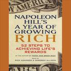 Napoleon Hill's A Year of Growing Rich by Napoleon Hill