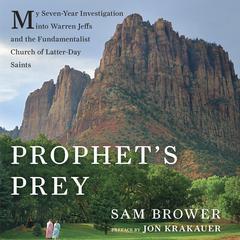 Prophet's Prey by Sam Brower