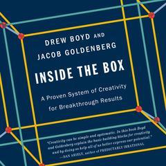 Inside the Box by Drew Boyd, Jacob Goldenberg