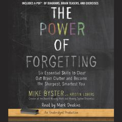 The Power of Forgetting by Mike Byster