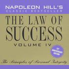 The Law of Success, Vol. 4, 75th Anniversary Edition by Napoleon Hill