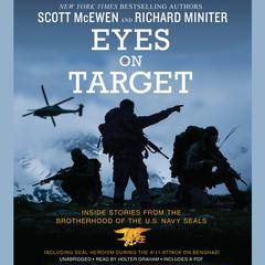Eyes on Target by Scott McEwen, Richard Miniter