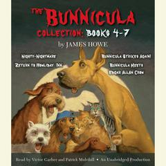 The Bunnicula Collection, Books 4–7 by James Howe
