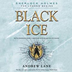 Black Ice by Andrew Lane