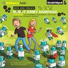 Nick and Tesla's Robot Army Rampage by Bob Pflugfelder, Science Bob Pflugfelder, Steve Hockensmith
