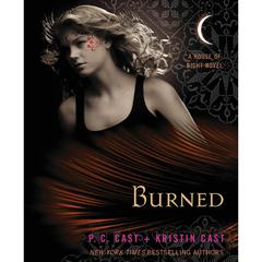 Burned by Cast Cast, P. C. Cast, Kristin Cast