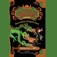 How to Seize a Dragon's Jewel by Cressida Cowell