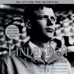 Lindbergh by A. Scott Berg