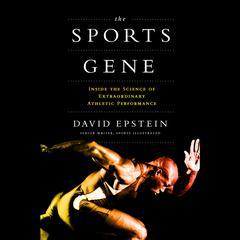 The Sports Gene by David Epstein