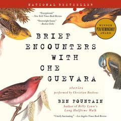 Brief Encounters with Che Guevara by Ben Fountain
