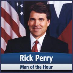 Rick Perry by Deaver Brown