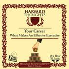 Your Career by Peter F. Drucker