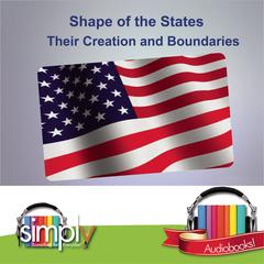 Shape of the States by Deaver Brown