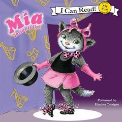 Mia Jazzes It Up! by Robin Farley