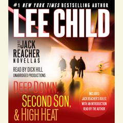 Three Jack Reacher Novellas by Lee Child