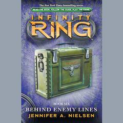 Behind Enemy Lines by Jennifer A. Nielsen