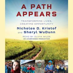 A Path Appears by Nicholas D. Kristof, Sheryl WuDunn
