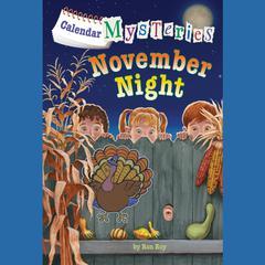 November Night by Ronald Roy, Ron Roy
