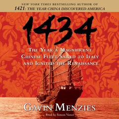 1434 by Gavin Menzies
