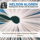 Nelson Algren Reading from The Man with the Golden Arm by Nelson Algren