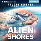 Alien Shores by Vaughn Heppner