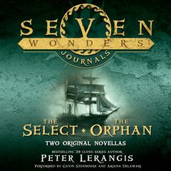 Seven Wonders Journals by Peter Lerangis