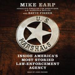 US Marshals by Mike Earp, David Fisher
