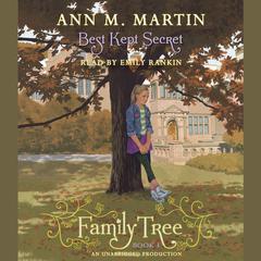 Best Kept Secret by Ann M. Martin