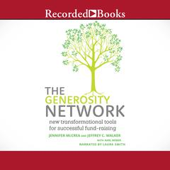 The Generosity Network by Jennifer McCrea, Jeffrey C. Walker