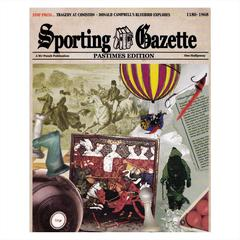 Sporting Gazette:Pastimes Edition by Eileen Atkins