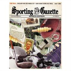 Sporting Gazette:Sports Edition by Sue Rodwell