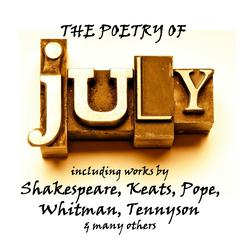 The Poetry of July by William Shakespeare