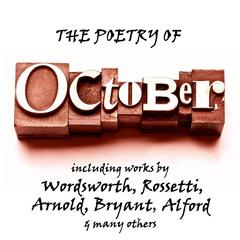 The Poetry of October: A Month in Verse by various authors