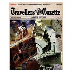 Traveler's Gazette, Abroad Edition by