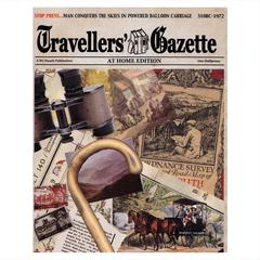 Traveller's Gazette, Part One by Sue Rodwell