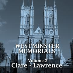 Westminster Memorials, Vol. 2 by various authors