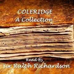 Coleridge by Samuel Taylor Coleridge