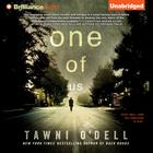 One of Us by Tawni O'Dell, Tawni O'Dell