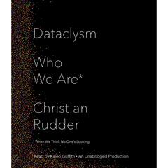 Dataclysm by Christian Rudder