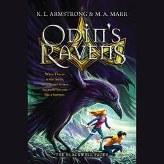 Odin's Ravens by M. A. Marr, K. L. Armstrong, Kelley Armstrong, Melissa Marr