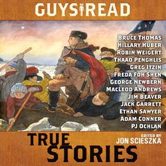 Guys Read: True Stories by Jon Scieszka