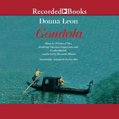 Gondola by Donna Leon