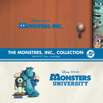 The Monsters, Inc., Collection by Disney Press
