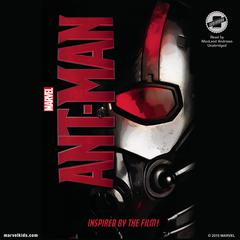 Marvel's Ant-Man by Marvel Press