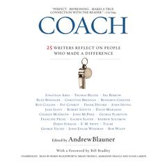 Coach by various authors, Andrew Blauner
