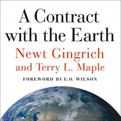 A Contract with the Earth by Newt Gingrich, Terry L. Maple