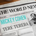 Mickey Cohen by Tere Tereba