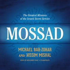 Mossad by Michael Bar-Zohar, Nissim Mishal